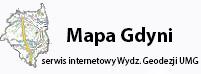 Odnośnik do strony z mapą na gdynia.pl