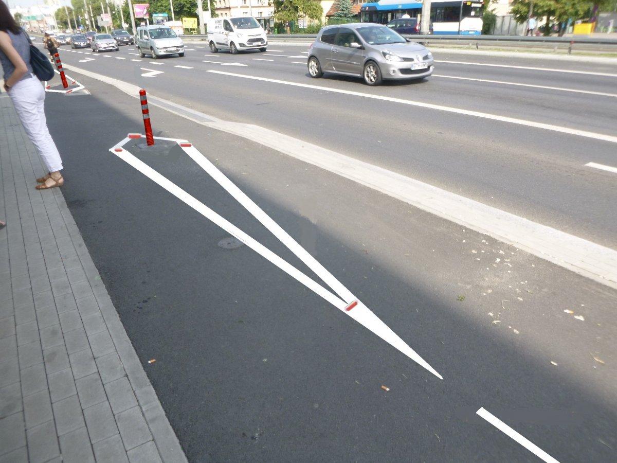 Droga rowerowa przy ul. Morskiej będzie bezpieczniejsza