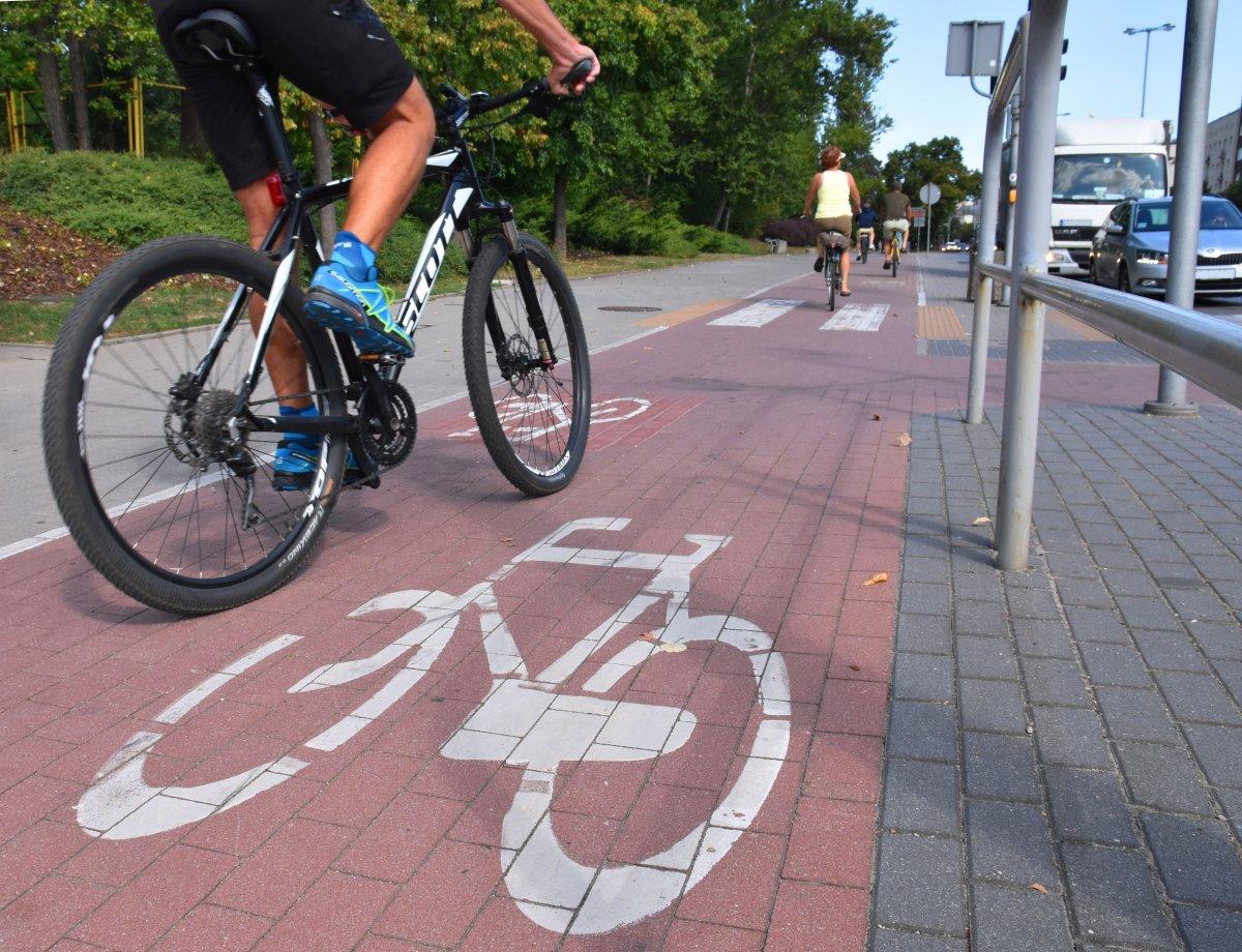Nowe trasy rowerowe w mieście