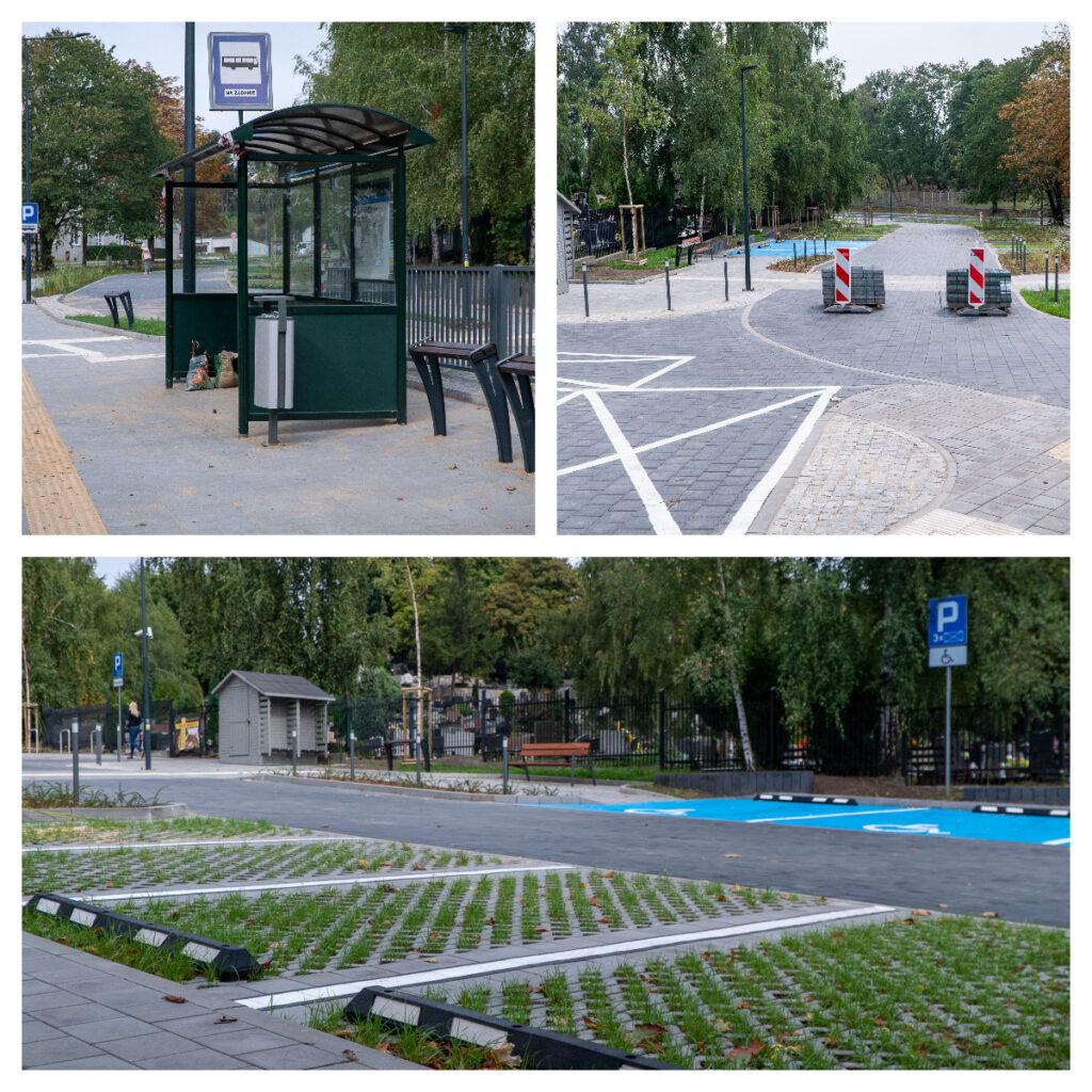 Modernizacja przy ul Arciszewskich