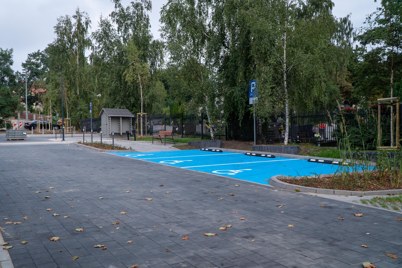 Będzie zielono, estetycznie i bezpieczniej przy ulicy Arciszewskich