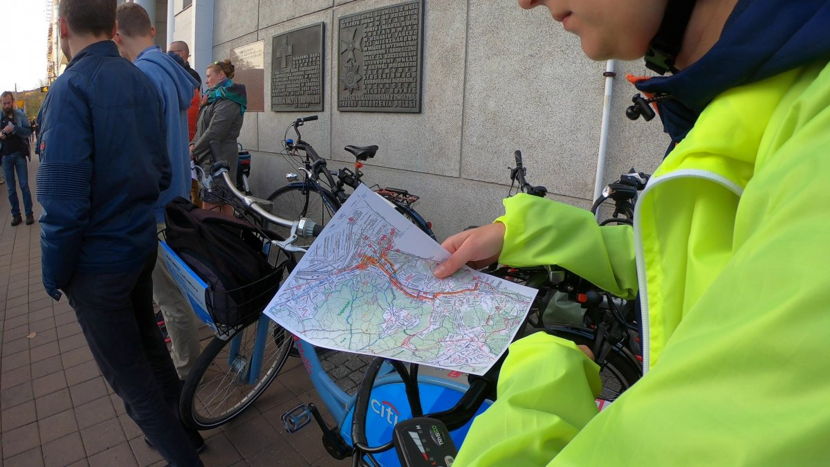 Gdyńska polityka rowerowa okiem rowerzystów