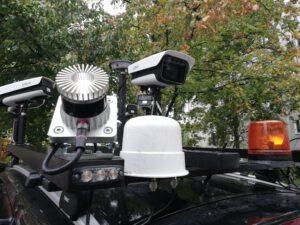 Kamery do fotorejstracji ulic