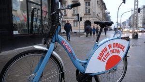 MEVO-rower metropolitalny