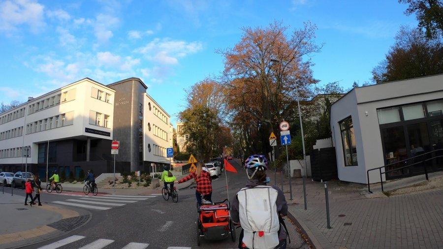 Przejazd rowerowy/fot. materiały prasowe Polskiej Unii Mobilności Aktywnej