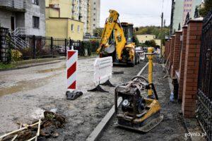remont Niskiej na Witominie