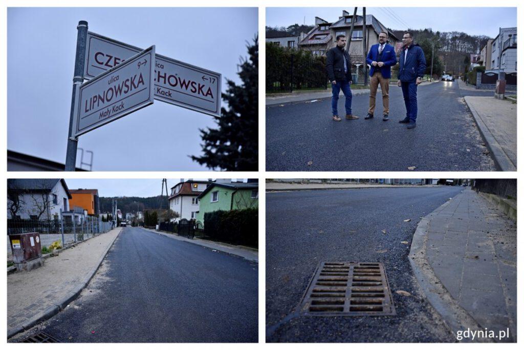 zmiany na ulicy Lipnowskiej