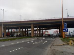 ulica Kontenerowa