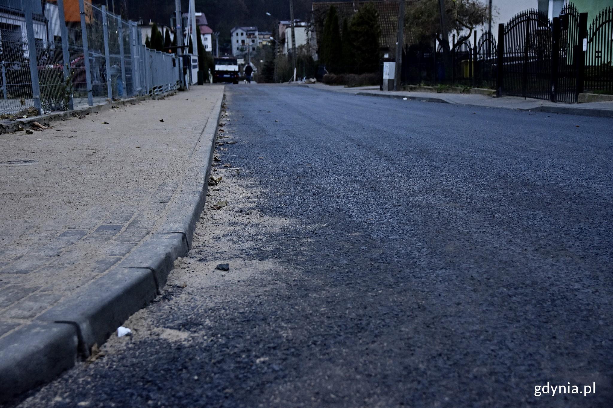 Zakończył się remont ulicy Lipnowskiej