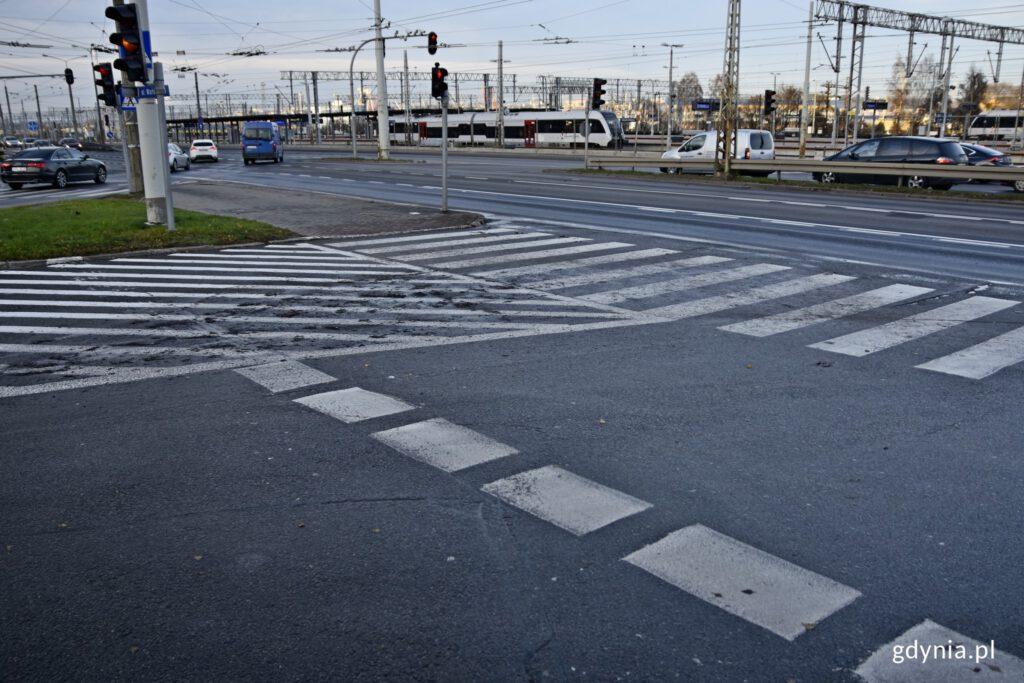 skrzyżowanie Morska-Warszawska