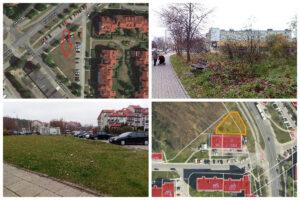 Park trampolin i tor przeszkód dla psów na Dąbrowie // fot. ZDiZ