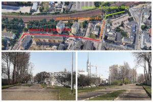 Kto zaprojektuje nową drogę rowerową w Śródmieściu?