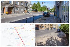 Modernizacja chodnika przy ul. Warszawskiej