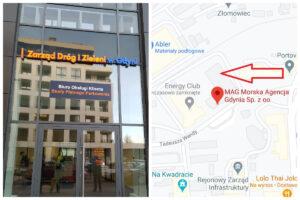 nowa siedziba BOK i Kasy SPP // fot.ZDiZ i google map