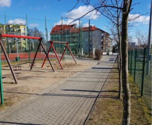 Tak obecnie wygląda rejon placu przy ul. Gryfa Pomorskiego // fot. ZDiZ