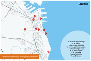 Mapa parkingów pozastrefowych