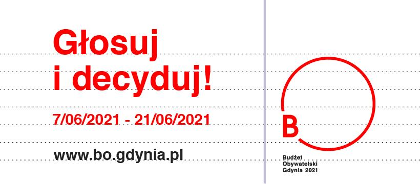 plakat promujący budżet obywatelski