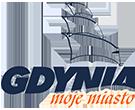 Logo Gdyni – odnośnik do strony internetowej gdynia.pl